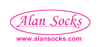 Alan Socks  Logo