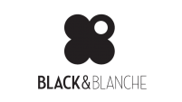 Black And Blanche  Logo