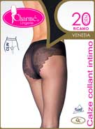 Charme by Gittanos Hosiery Package