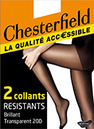 Chesterfield Hosiery Package