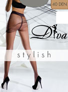 Diva Hosiery Package