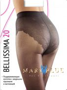 Mary Blue Hosiery Package