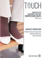 Touch Compression Hosiery Package