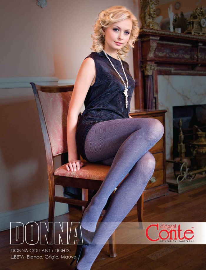 Conte Donna Tights  Fantasy 2012 2013 | Pantyhose Library