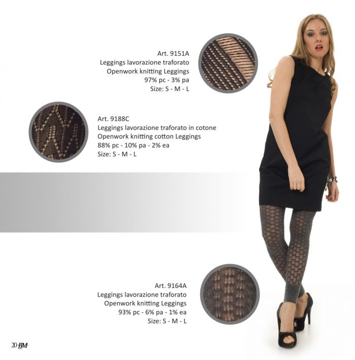 Calzificio BM Calzificio-bm-classic-2012-20  Classic 2012 | Pantyhose Library