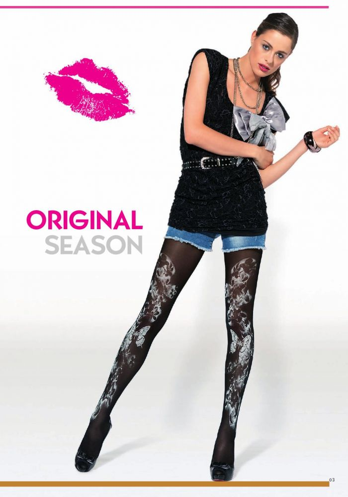 Oroblu Oroblu-miss-oroblu-ss-2012-3  Miss Oroblu SS 2012 | Pantyhose Library