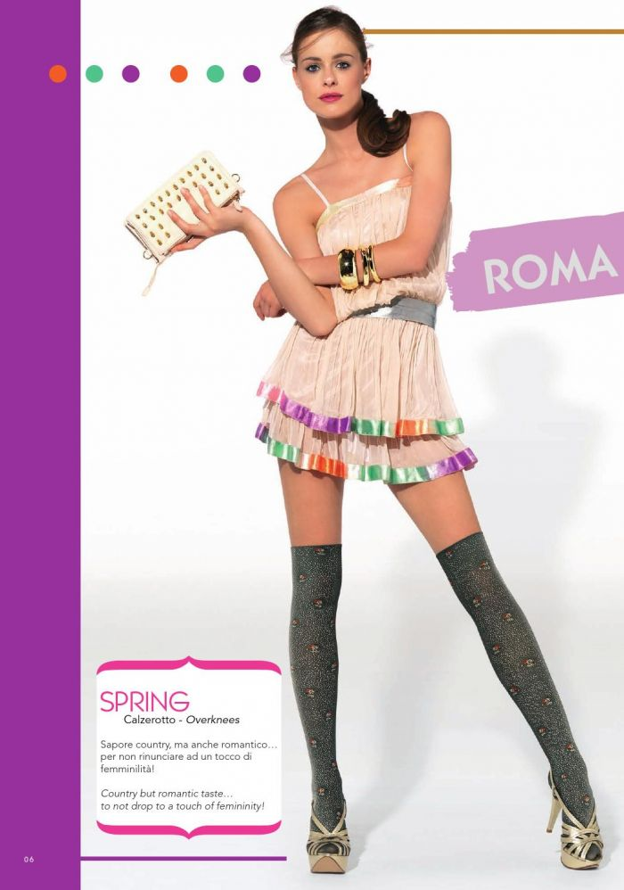 Oroblu Oroblu-miss-oroblu-ss-2012-6  Miss Oroblu SS 2012 | Pantyhose Library