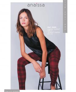 Anaissa - Leggings