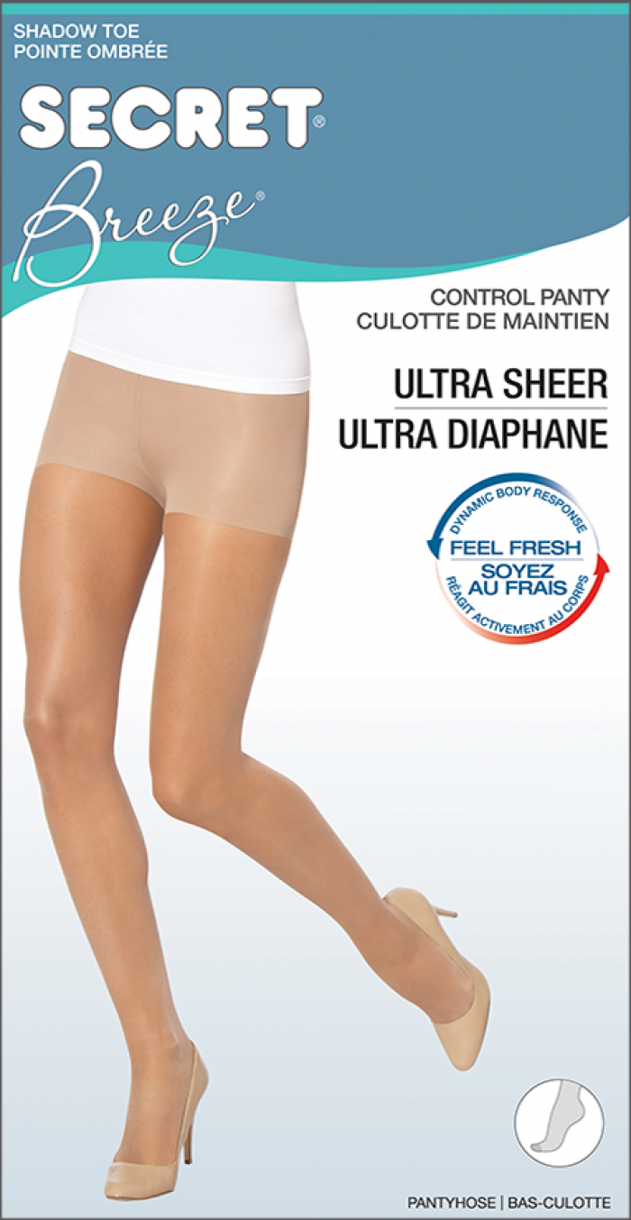 Secret Ultra Sheer Leg 15 Denier Thickness, Tights | Pantyhose Library