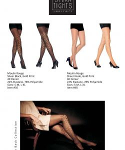 Gal Stern Tights - Collection