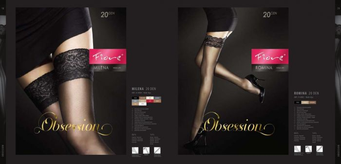Fiore Fiore-obsession-line-4  Obsession Line | Pantyhose Library