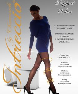 Intreccio - Classic Correcting Tights