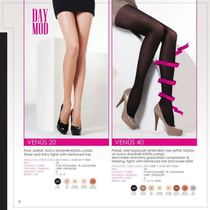 Day Mod Day-mod-collection-8  Collection | Pantyhose Library