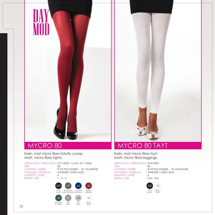 Day Mod Day-mod-collection-10  Collection | Pantyhose Library