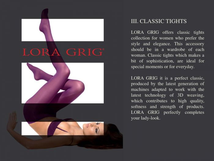 Lora Grig Lora-grig-presentation-4  Presentation | Pantyhose Library