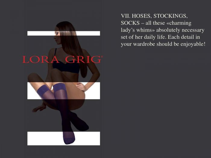Lora Grig Lora-grig-presentation-7  Presentation | Pantyhose Library