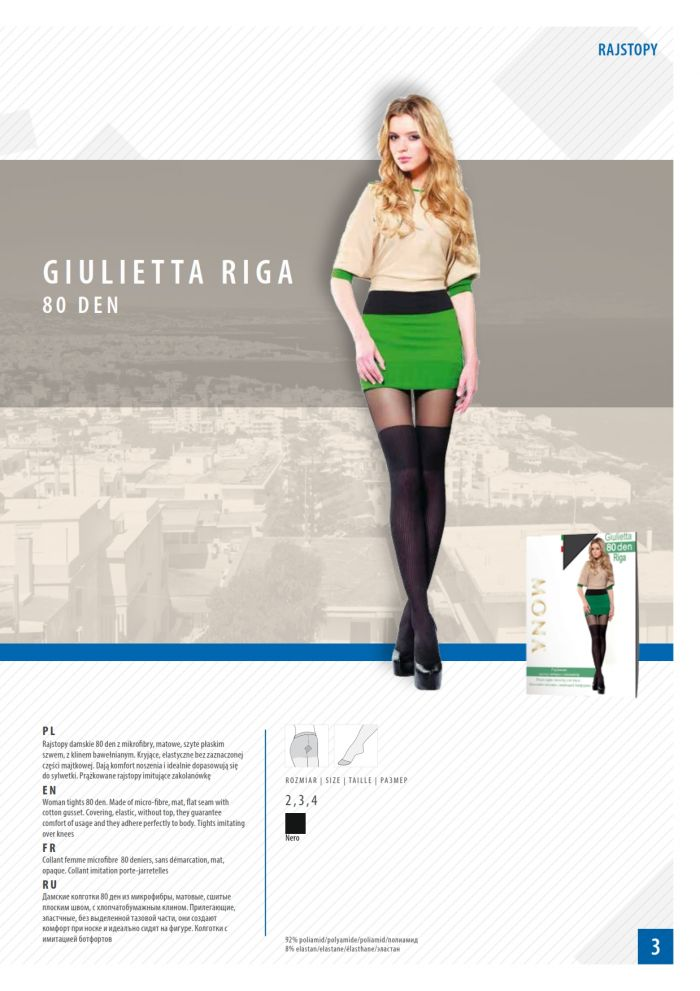 Mona Mona-classic-tights-2016-5  Classic Tights 2016 | Pantyhose Library