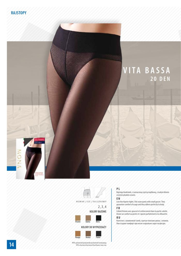 Mona Mona-classic-tights-2016-16  Classic Tights 2016 | Pantyhose Library