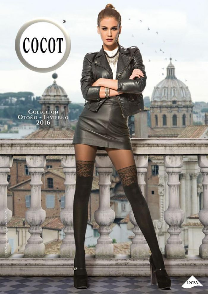 Cocot Cocot-fw-2016-1  FW 2016 | Pantyhose Library