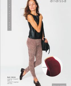 Anaissa - Leggings 2015