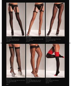 Be Wicked - Stockings Catalog