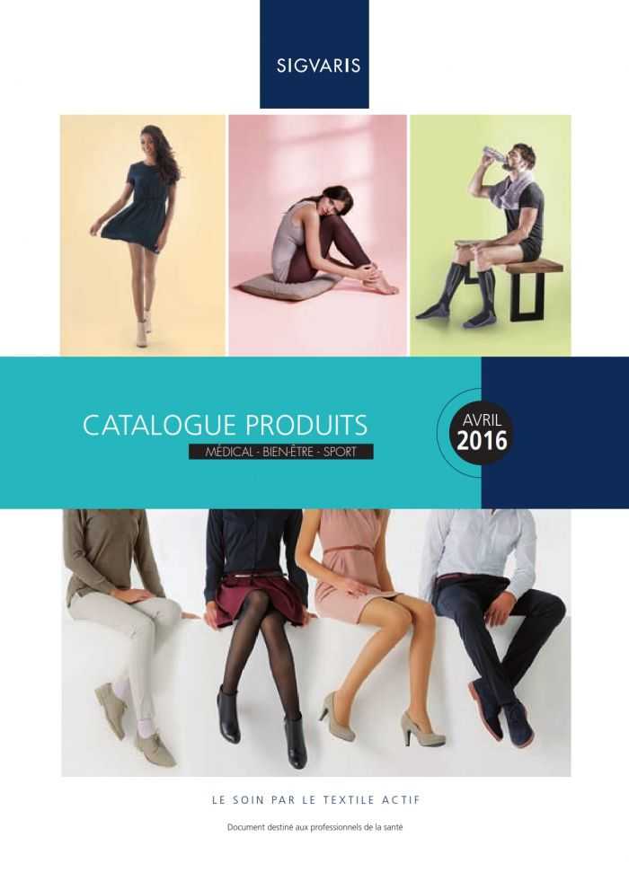 Sigvaris Sigvaris-products-catalog-1  Products Catalog | Pantyhose Library