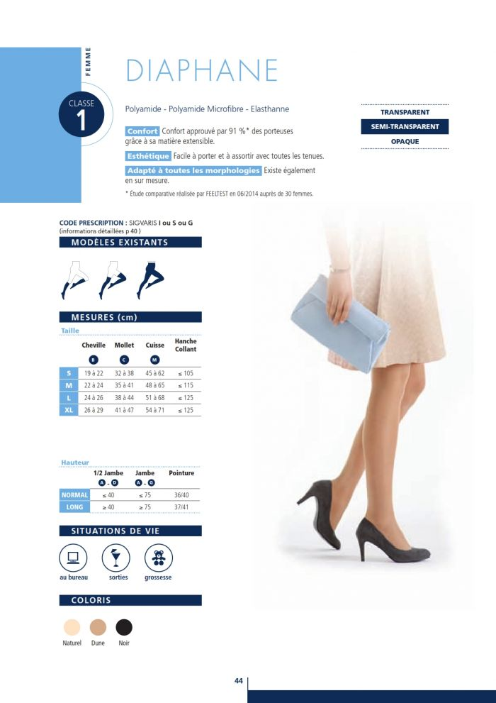 Sigvaris Sigvaris-products-catalog-46  Products Catalog | Pantyhose Library