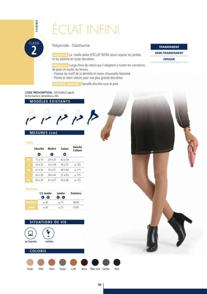 Sigvaris Sigvaris-products-catalog-52  Products Catalog | Pantyhose Library
