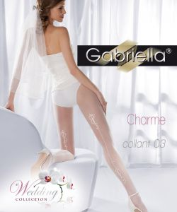 Gabriella - Wedding Collant