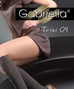 Gabriella - Fantasia Socks Knee Highs Collection