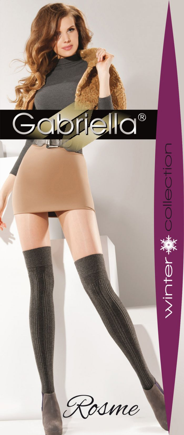 Gabriella Rosme  New Cotton Fantasia Packs 2016 | Pantyhose Library