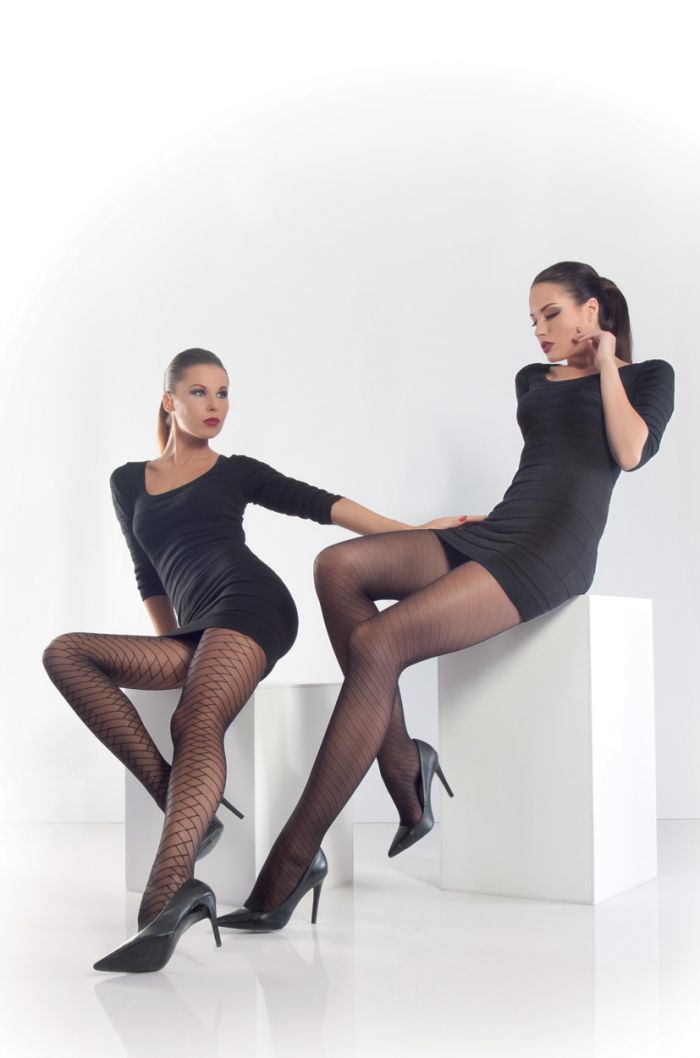 Collant VOG Collant Fashion (16)  Collants | Pantyhose Library