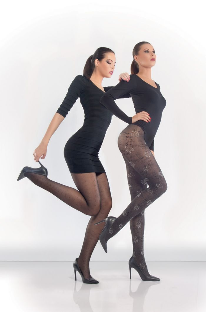 Collant VOG Collant Fashion (19)  Collants | Pantyhose Library