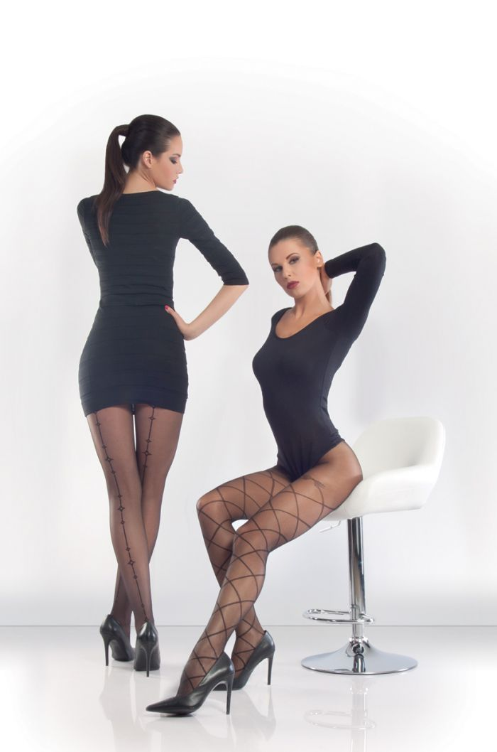 Collant VOG Collant Fashion (20)  Collants | Pantyhose Library