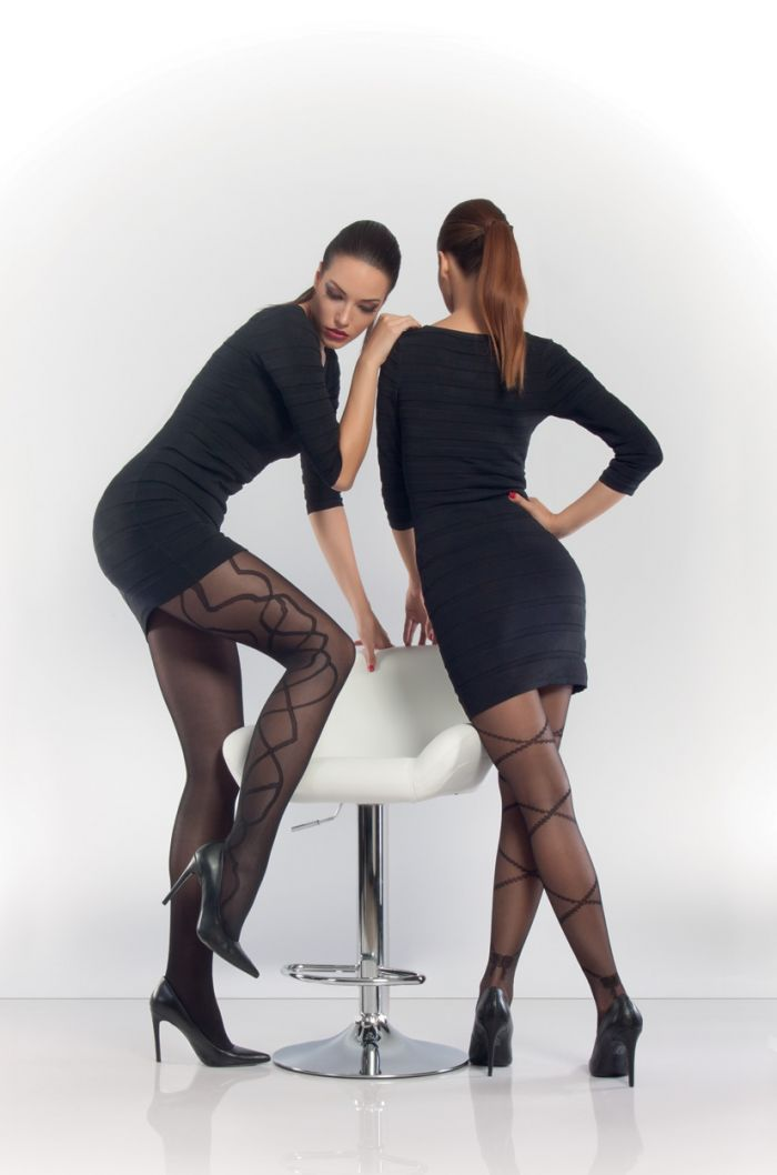 Collant VOG Collant Fashion (25)  Collants | Pantyhose Library
