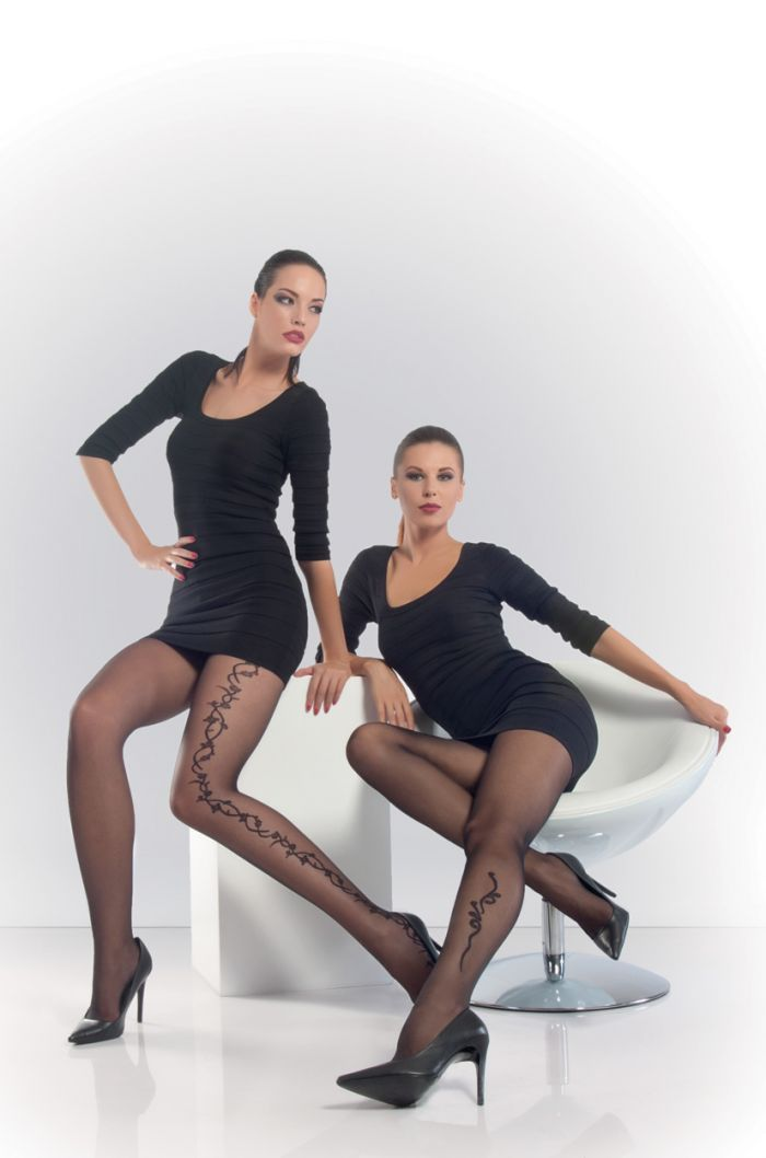 Collant VOG Collant Fashion (26)  Collants | Pantyhose Library