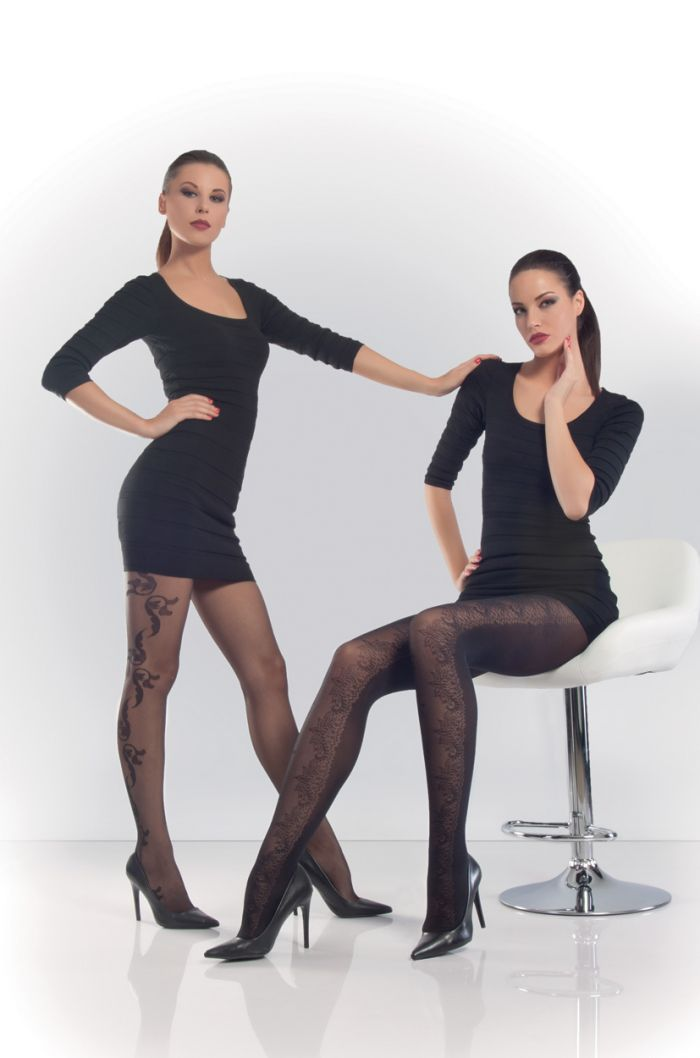 Collant VOG Collant Fashion (27)  Collants | Pantyhose Library