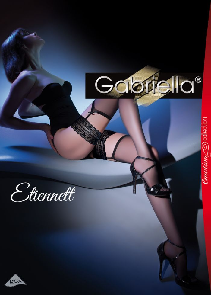 Gabriella Emotion Etiennett  Emotion Calze Packs 2016 | Pantyhose Library