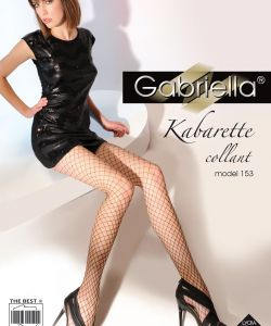 Gabriella - Fishnet Packs 2016
