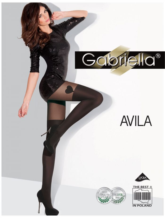 Gabriella Avila1  New Collant Fantasia Packs 2016 | Pantyhose Library
