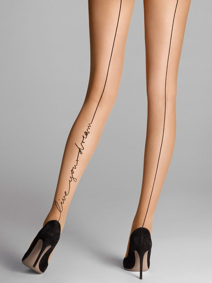 Wolford Dream-tights  AW 2016 2017 Legwear | Pantyhose Library