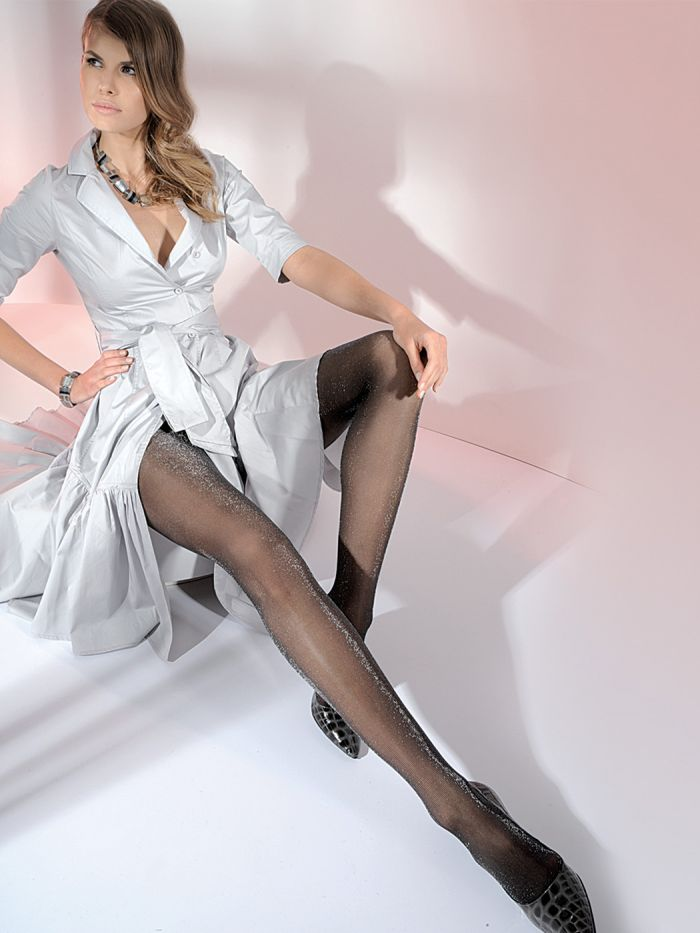 Gabriella Lurex 20den  FW 2016 Classic Collection | Pantyhose Library