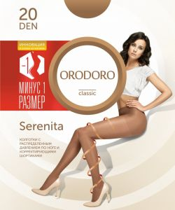 Orodoro - Hosiery Packs 2017