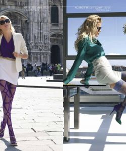 Oroblu - SS.2013 Legwear Collection