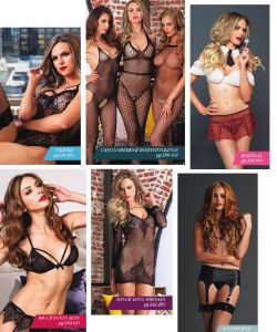 Leg Avenue - 2016 Lingerie Collection