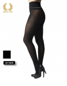 opaque seamless tights -50 den
