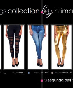 Catalogo Leggings 2015 Intimax