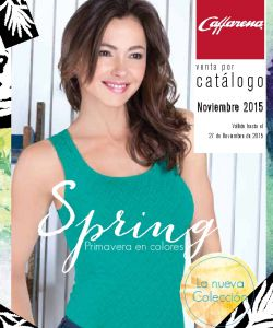 Catalogo Nov.2015 Caffarena
