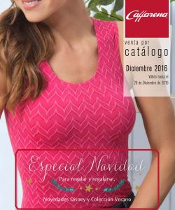 Catalogo Dec.2016 Caffarena