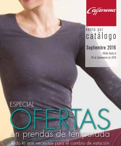 Caffarena - Catalogo Sep.2016